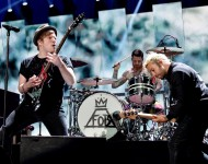 Fall Out Boy, Getty Images