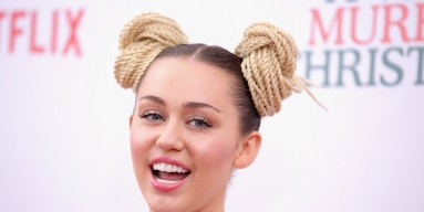 Miley Cyrus, Getty Images