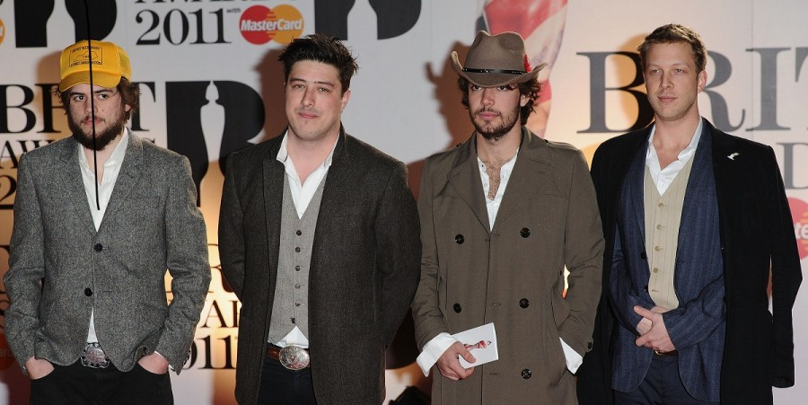 Mumford & Sons, Getty Images