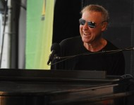 Bruce Hornsby of bruce hornsby & the Noisemakers perform during the 2012 New Orleans Jazz & Heritage Festival - Day 5 at the Fair Grounds Race Course on May 4, 2012 in New Orleans, Louisiana.