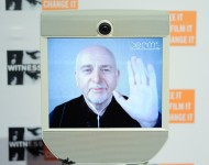 Peter Gabriel, Getty Images