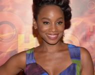 Actress Anika Noni Rose - HBO's Official 2015 Emmy After Party