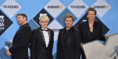 MTV EMA's 2015 - Winners Room