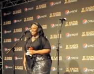 2014 KLOVE Fan Awards Mandisa