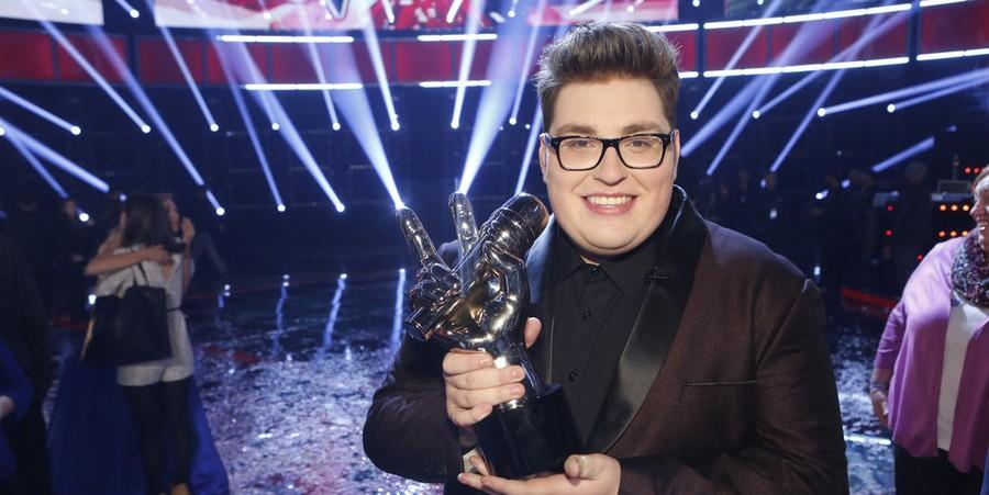 Jordan Smith, winner of 'The Voice' Season 9