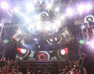 Around Ultra Music Festival - Day 1