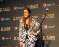 K-LOVE Fan Awards 2014 Britt Nicole