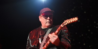 Rick Nielsen of Cheap Trick performs onstage at One More For The Fans! - Celebrating the Songs & Music of Lynyrd Skynyrd at The Fox Theatre