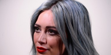 Actress Hilary Duff attends the premiere of TV Land's 'Younger'