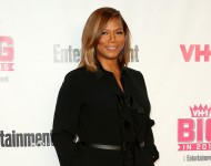 Actress Queen Latifa attends VH1 Big In 2015 With Entertainment Weekly Awards at Pacific Design Center on November 15, 2015 in West Hollywood, California.