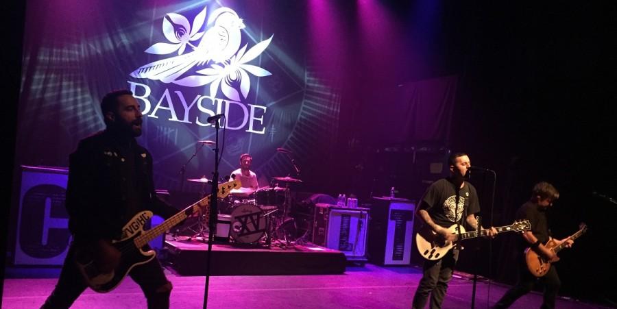 Bayside @ Grammercy Theatre