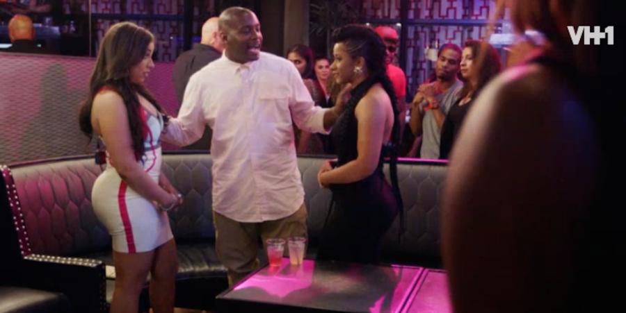 VH1 'Love & Hip Hop Video Screen Grab