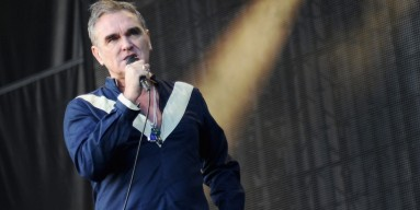 Morrissey, Getty Images
