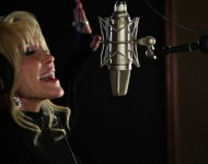 Dolly Parton Recording Orthophonic Joy: The 1927 Bristol Sessions Revisited