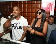 Ja Rule and Ashanti