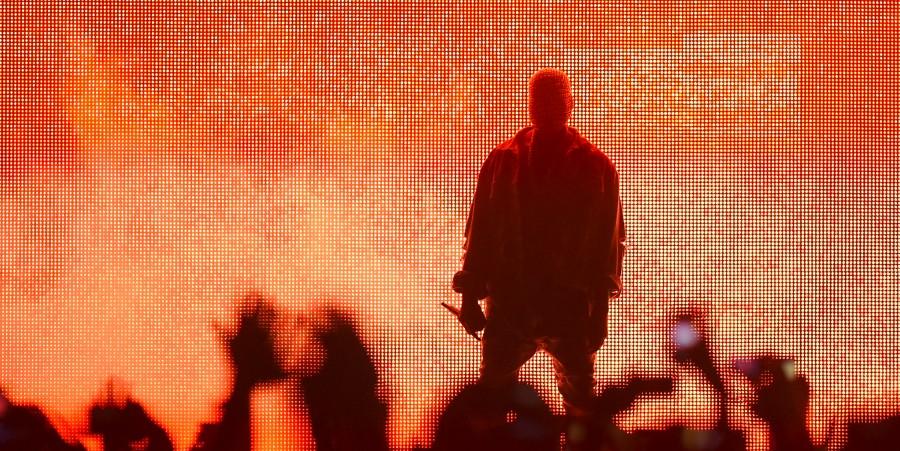 Kanye West Headlines Day 2 of Bonnaroo 2014