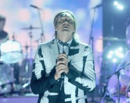 Win Butler of Arcade Fire performs on 'The Tonight Show Starring Jimmy Fallon'