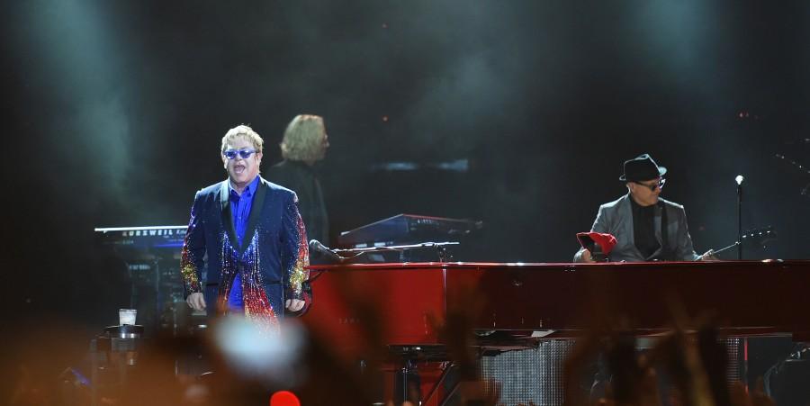 Elton John Headlines Bonnaroo 2014