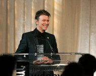 David Bowie at the 11th Annual Webby Awards on June 5, 2007 in New York City