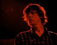 Sonic Youth Performs in Concert in Madrid
