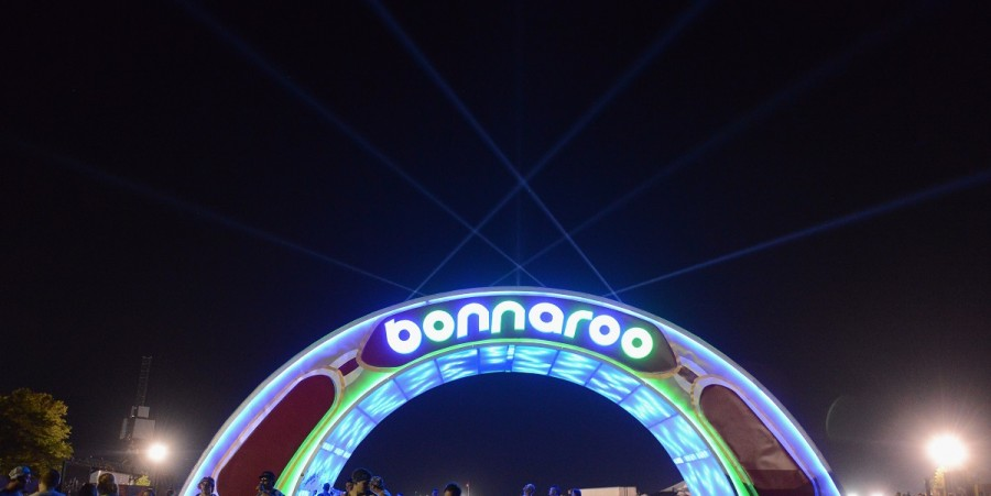 Day 1 of the 2013 Bonnaroo Music & Arts Festival