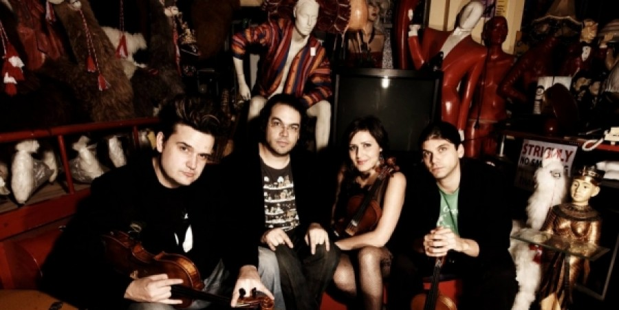 EXCLUSIVE: Classicalite Q&A Session with Stringed Rockstars FourPlay