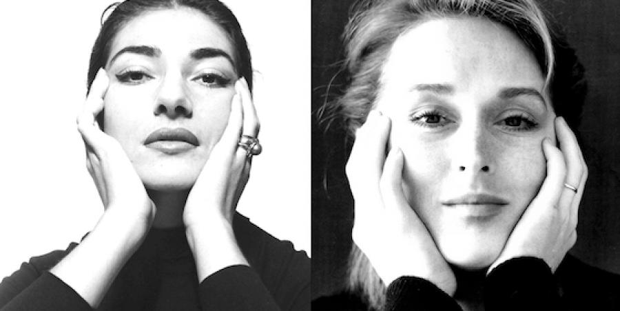 Masterclass: Maria Callas & Meryl Streep