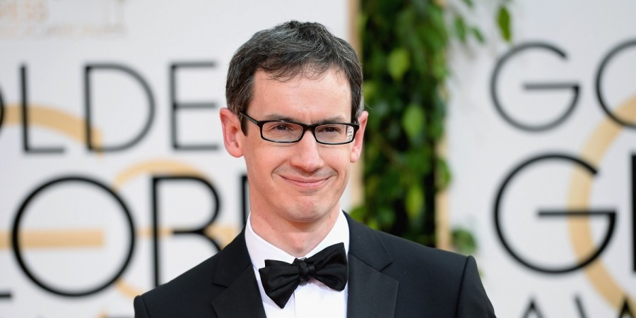 Composer Steven Price attends the 71st Annual Golden Globe Awards held at The Beverly Hilton Hotel on January 12, 2014 in Beverly Hills, California.