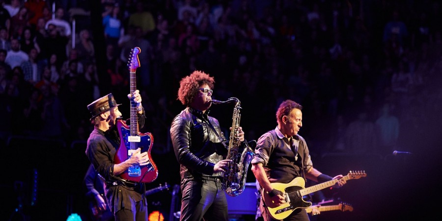 Bruce Springsteen River Tour Chicago