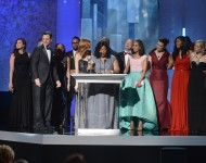 Cast and crew of 'Scandal'
