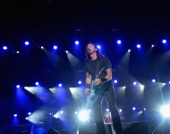 Dave Grohl of Foo Fighters at Firefly 2014