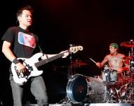 Mark Hoppus, Travis Barker