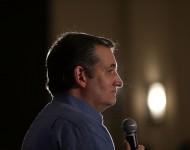 Republican Presidential Candidate Ted Cruz Campaigns In Iowa
