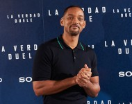 Actor Will Smith attends Concussion (La Verdad Duele) photocall at the Villamagna Hotel on January 27, 2016 in Madrid, Spain.