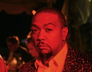 Timbaland attends the Rihanna Party at The New York Edition on September 10, 2015 in New York City.