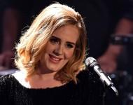Adele attends the television show 2015! Menschen, Bilder, Emotionen - RTL Jahresrueckblick