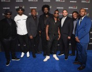 The Roots attend the Samsung Hope for Children Gala 2015 at Hammerstein Ballroom on Sept. 17, 2015, in New York City.