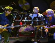 John Mayer, Bill Kreutzmann, Bob Weir