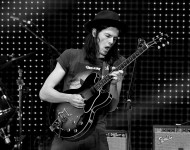 James Bay performs onstage during 106.7 KROQ Almost Acoustic Christmas 2015
