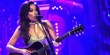 Kacey Musgraves Country & Western Rhinestone Revue at the Ryman Auditorium on September 23, 2015