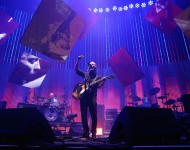 Thom Yorke of Radiohead performs at Sydney Entertainment Centre on November 12, 2012 in Sydney, Australia