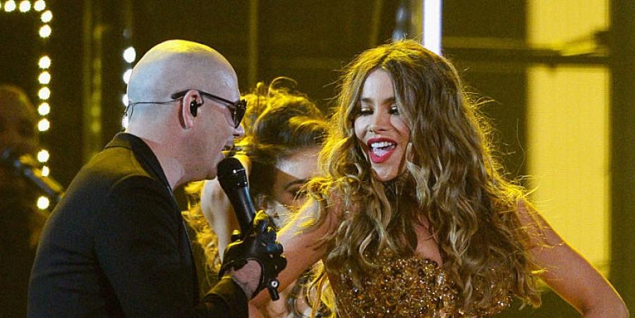 Pitbull, Sofia Vergara