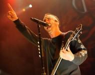 Godsmack frontman Sully Erna performs