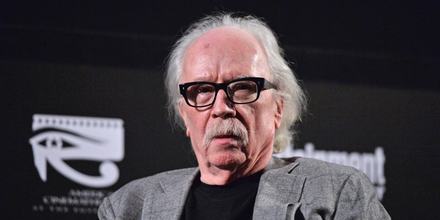 Director John Carpenter attends Entertainment Weekly's CapeTown Film Festival presented by The American Cinematheque and TNT's 'Falling Skies' at the Egyptian Theatre on May 2, 2013 in Hollywood, California.