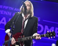 Tom Petty on January 9, 2016 in Beverly Hills, California