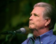 Brian Wilson performs at Roadside Attraction's 'Love and Mercy' DVD release