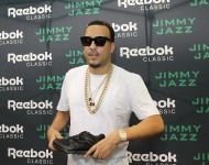 French Montana launches Ventilator ST At Jimmy Jazz in Harlem