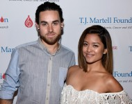 T.J. Martell Foundation's 15th Annual Family Day Honoring Tom Corson, President & COO Of RCA Records And His Family - Arrivals