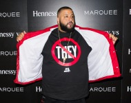DJ Khaled at Verso on February 7, 2016 in San Francisco, California
