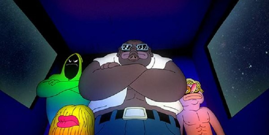 Skrillex Jauz Fatman Scoop Squad Out